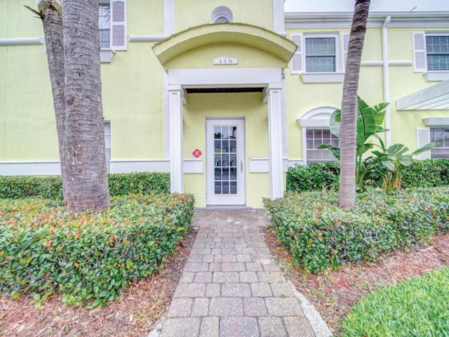 115 Pompano Drive SE C, St Petersburg, FL 33705 (MLS #U8033337) :: Lovitch Realty Group, LLC