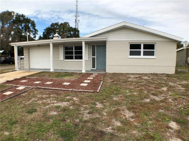 7109 Abigail Drive, Port Richey, FL 34668 (MLS #U8033400) :: Team Bohannon Keller Williams, Tampa Properties