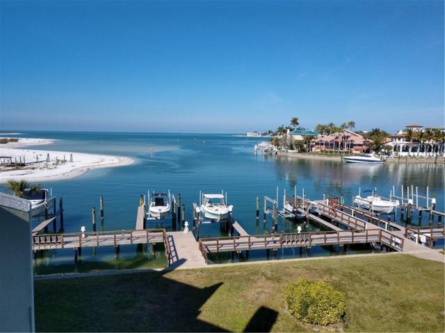 1100 Pinellas Bayway S K4, Tierra Verde, FL 33715 (MLS #U8033440) :: Lockhart & Walseth Team, Realtors