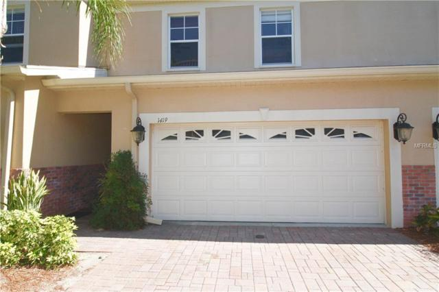 1419 Hillview Lane, Tarpon Springs, FL 34689 (MLS #U8033475) :: Lockhart & Walseth Team, Realtors