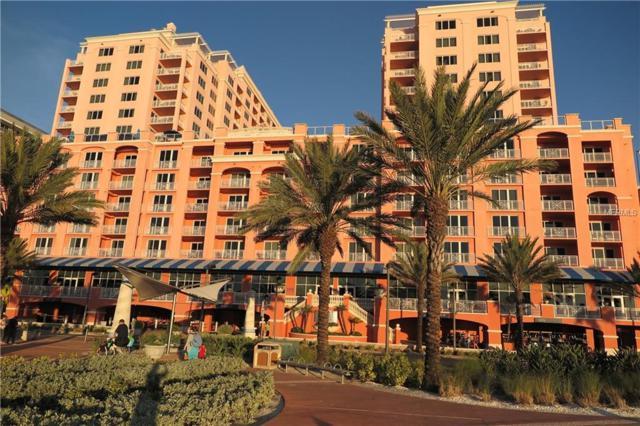 301 S Gulfview Boulevard #809, Clearwater Beach, FL 33767 (MLS #U8033507) :: Lovitch Realty Group, LLC