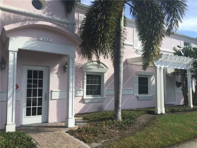 213 Sea Horse Drive SE A, St Petersburg, FL 33705 (MLS #U8033732) :: Lovitch Realty Group, LLC