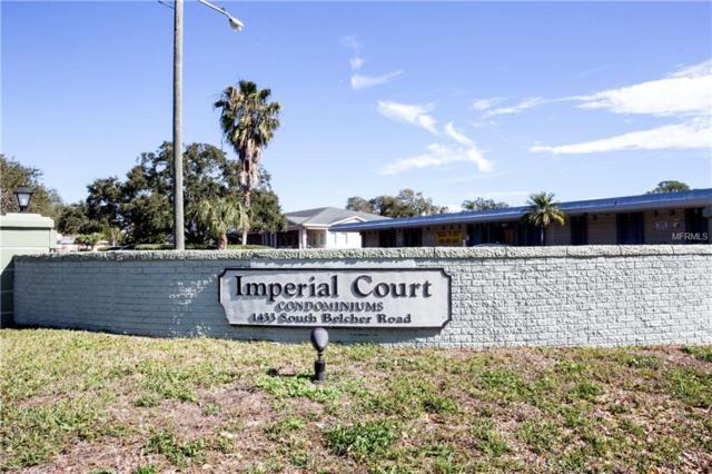 1433 S Belcher Road B6, Clearwater, FL 33764 (MLS #U8034044) :: RE/MAX Realtec Group