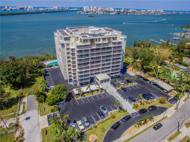 500 N Osceola Avenue #505, Clearwater, FL 33755 (MLS #U8034183) :: Lovitch Realty Group, LLC