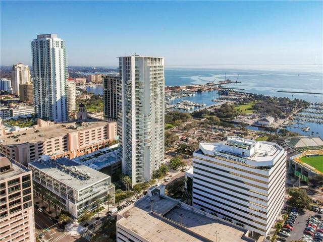 145 2ND Avenue S #518, St Petersburg, FL 33701 (MLS #U8034256) :: Mark and Joni Coulter | Better Homes and Gardens
