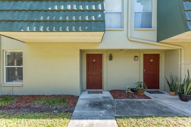 1799 N Highland Avenue #41, Clearwater, FL 33755 (MLS #U8034277) :: Cartwright Realty
