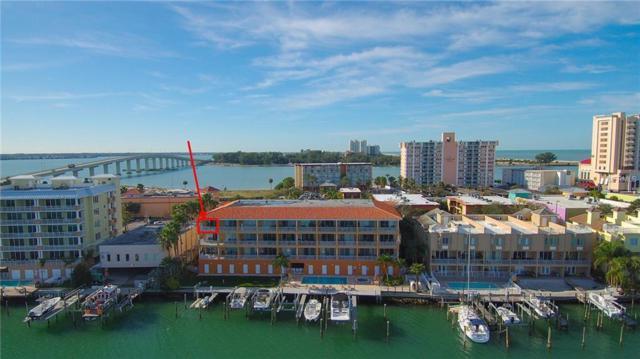692 Bayway Boulevard #405, Clearwater Beach, FL 33767 (MLS #U8034364) :: Keller Williams On The Water Sarasota