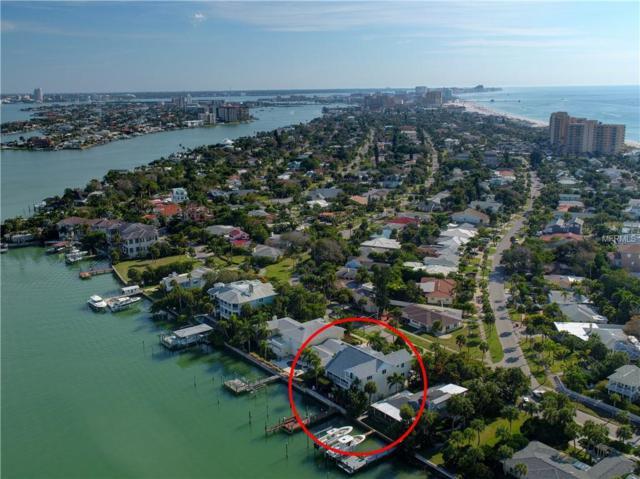 1031 Bay Esplanade, Clearwater, FL 33767 (MLS #U8034418) :: Florida Real Estate Sellers at Keller Williams Realty