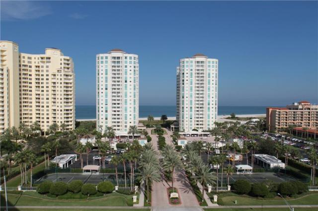 1180 Gulf Boulevard #1702, Clearwater, FL 33767 (MLS #U8034481) :: Burwell Real Estate