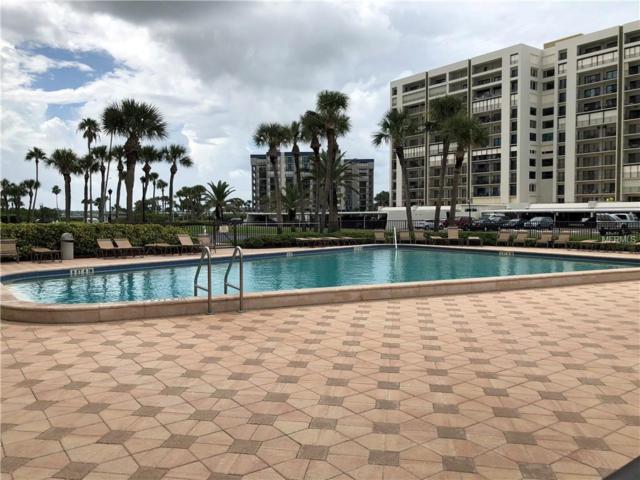 1460 Gulf Boulevard #708, Clearwater Beach, FL 33767 (MLS #U8034583) :: Andrew Cherry & Company