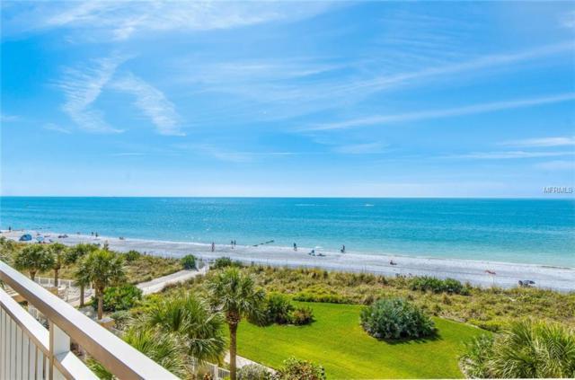 15208 Gulf Boulevard #408, Madeira Beach, FL 33708 (MLS #U8034640) :: Lockhart & Walseth Team, Realtors