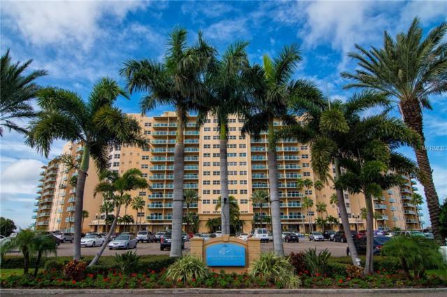 880 Mandalay Avenue S607, Clearwater, FL 33767 (MLS #U8034677) :: Lovitch Realty Group, LLC