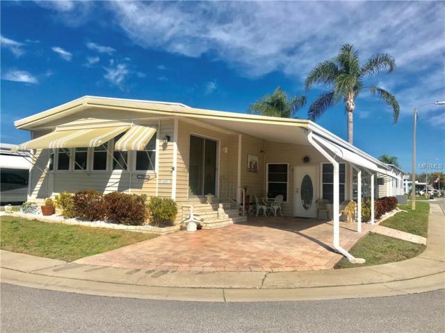 1100 S Belcher Road #709, Largo, FL 33771 (MLS #U8034682) :: Burwell Real Estate