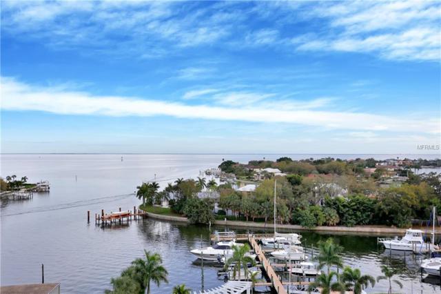 1325 Snell Isle Boulevard NE #809, St Petersburg, FL 33704 (MLS #U8034732) :: Advanta Realty