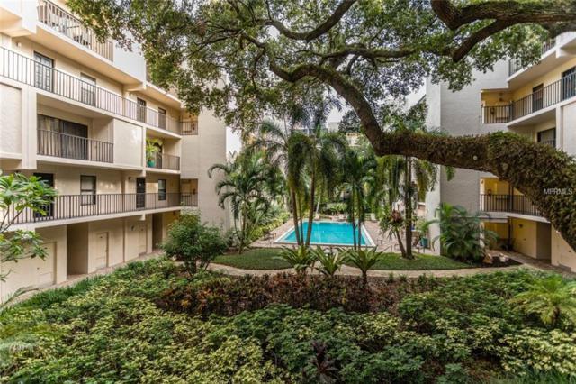 105 4TH Avenue NE #218, St Petersburg, FL 33701 (MLS #U8034770) :: Andrew Cherry & Company