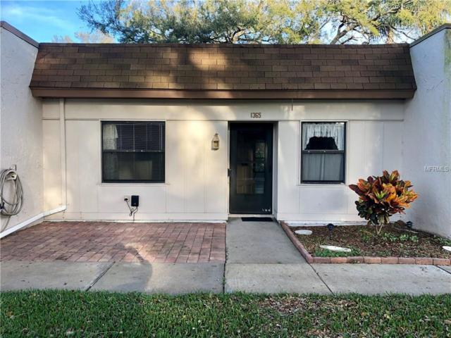 1365 Mission Circle 47-D, Clearwater, FL 33759 (MLS #U8034835) :: The Duncan Duo Team