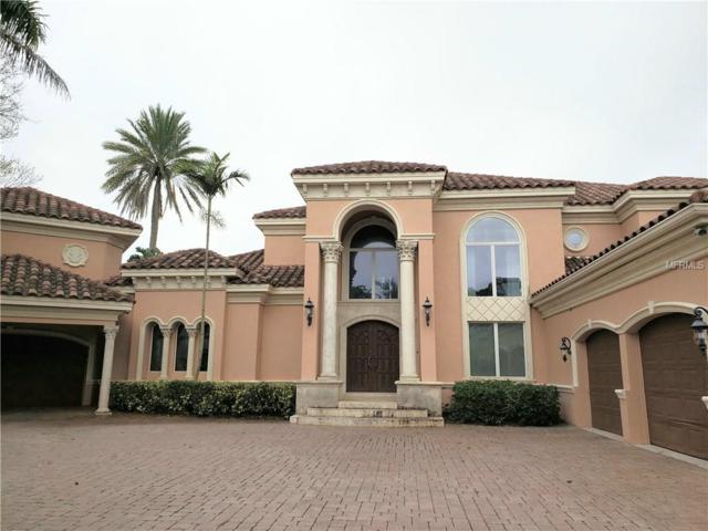 1141 Marina Drive, Tarpon Springs, FL 34689 (MLS #U8034871) :: Team Virgadamo