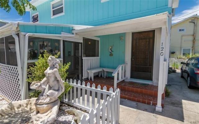 120 93RD Avenue, Treasure Island, FL 33706 (MLS #U8034901) :: Lockhart & Walseth Team, Realtors