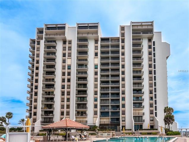 440 S Gulfview Boulevard #1407, Clearwater, FL 33767 (MLS #U8034909) :: Andrew Cherry & Company