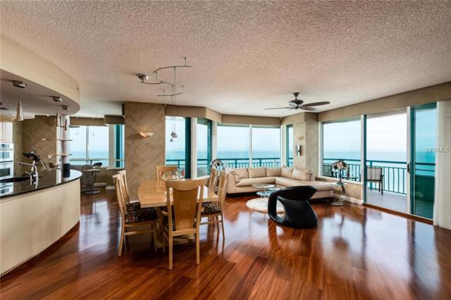 1540 Gulf Boulevard #1601, Clearwater, FL 33767 (MLS #U8034912) :: Lovitch Realty Group, LLC