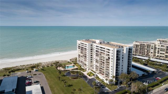 1460 Gulf Boulevard #108, Clearwater Beach, FL 33767 (MLS #U8034922) :: Burwell Real Estate