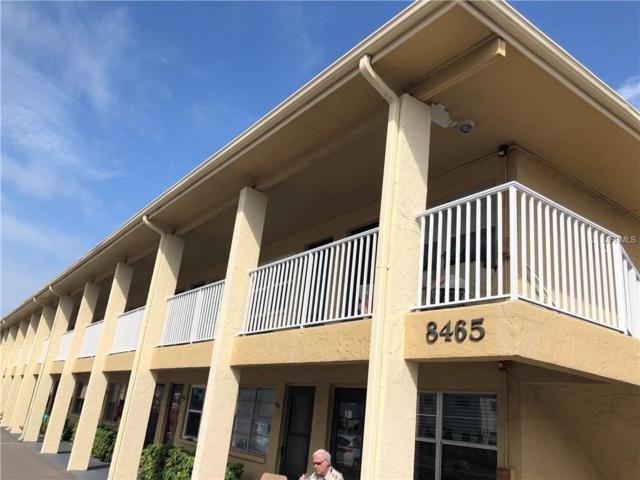 8465 W Gulf Boulevard #51, Treasure Island, FL 33706 (MLS #U8034957) :: Lockhart & Walseth Team, Realtors