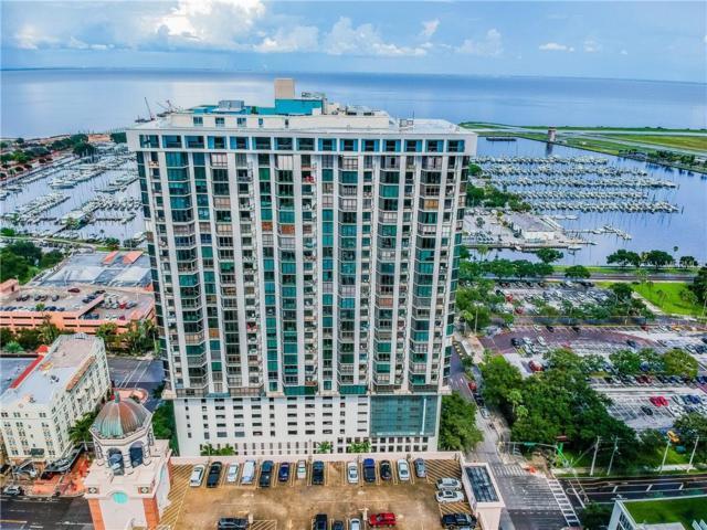 1 Beach Drive SE #1911, St Petersburg, FL 33701 (MLS #U8035031) :: Lockhart & Walseth Team, Realtors