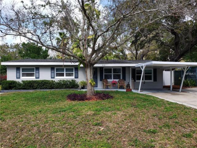 918 N Palm Drive, Largo, FL 33770 (MLS #U8035070) :: Andrew Cherry & Company