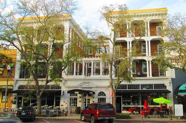 535 Central Avenue #409, St Petersburg, FL 33701 (MLS #U8035134) :: Lovitch Realty Group, LLC