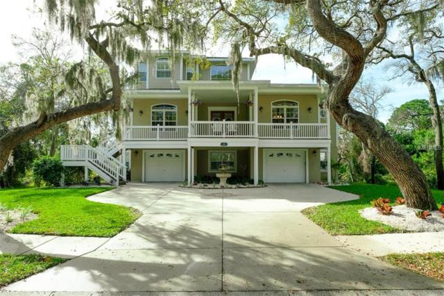 350 Sanctuary Drive, Crystal Beach, FL 34681 (MLS #U8035186) :: Zarghami Group