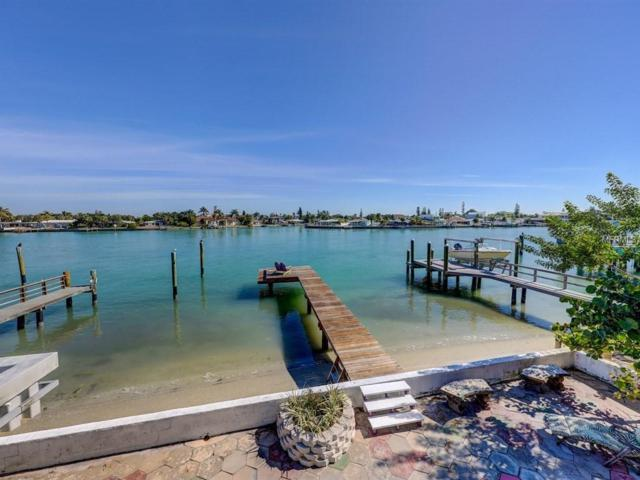 8121 Bayshore Drive, Treasure Island, FL 33706 (MLS #U8035216) :: Lockhart & Walseth Team, Realtors