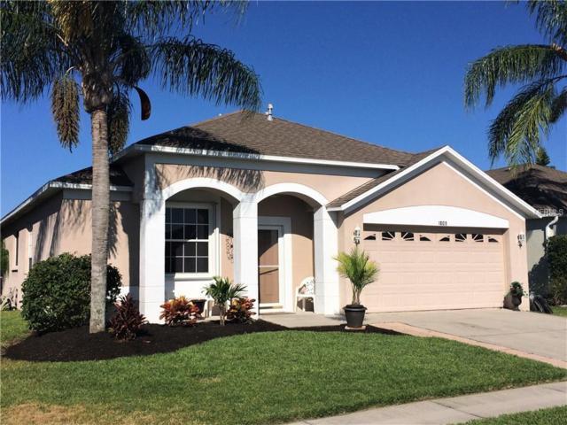 1809 Roseroot Court, Trinity, FL 34655 (MLS #U8035350) :: Delgado Home Team at Keller Williams