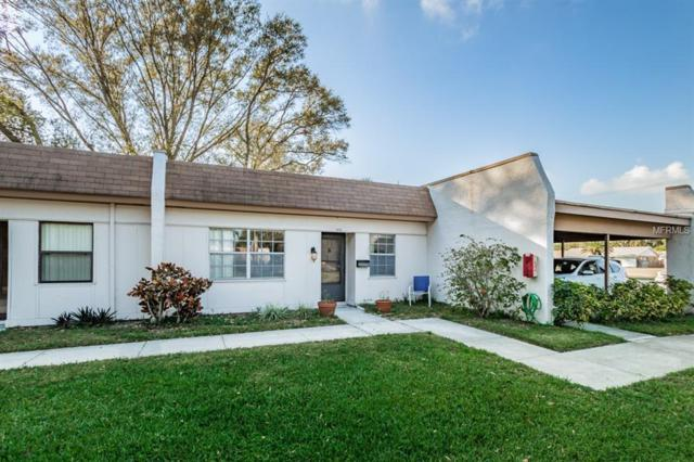 1610 Flint Drive W 8F, Clearwater, FL 33759 (MLS #U8035607) :: Burwell Real Estate