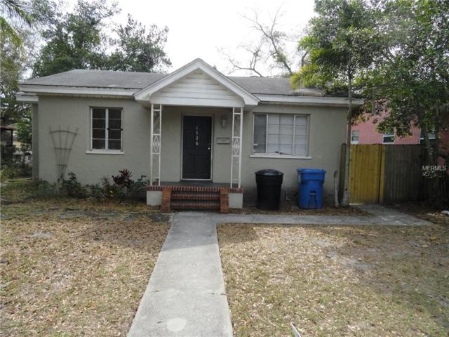 1726 20TH Avenue S, St Petersburg, FL 33712 (MLS #U8035727) :: The Edge Group at Keller Williams
