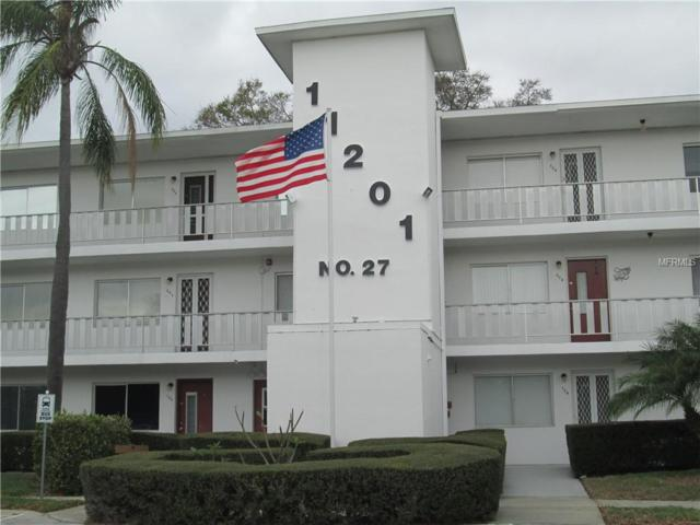 11201 80TH Avenue #303, Seminole, FL 33772 (MLS #U8035843) :: Burwell Real Estate