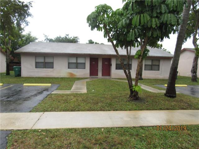5897-5899 NW 23 RD Street 1-2, Lauderhill, FL 33313 (MLS #U8035934) :: Cartwright Realty