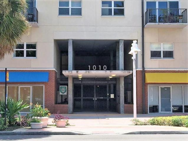 1010 Central Avenue #108, St Petersburg, FL 33705 (MLS #U8036104) :: Lockhart & Walseth Team, Realtors