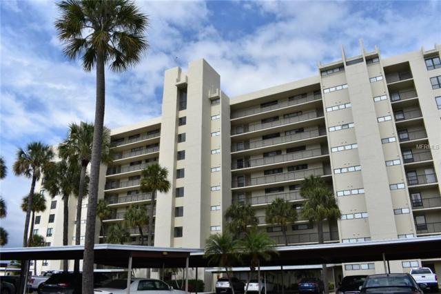 2618 Cove Cay Drive #302, Clearwater, FL 33760 (MLS #U8036226) :: Burwell Real Estate