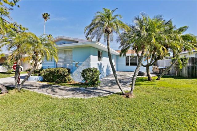 16109 1ST Street E, Redington Beach, FL 33708 (MLS #U8036306) :: Burwell Real Estate