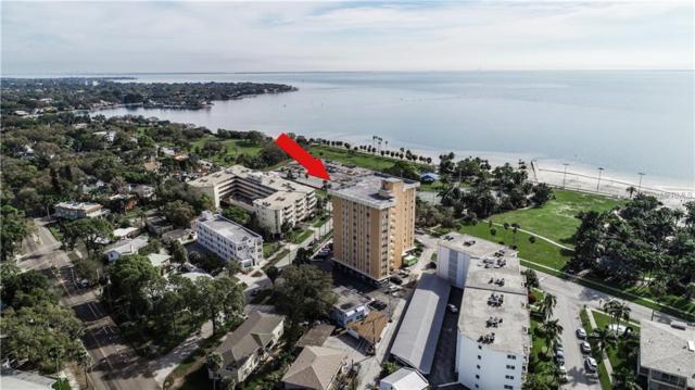 1120 N Shore Drive NE #903, St Petersburg, FL 33701 (MLS #U8036595) :: Lockhart & Walseth Team, Realtors