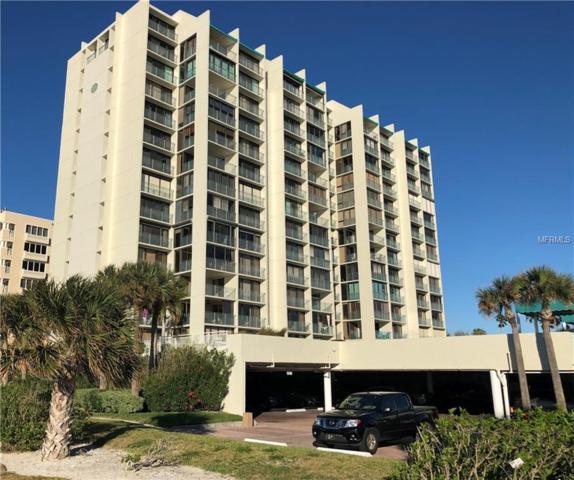 1390 Gulf Boulevard #902, Clearwater, FL 33767 (MLS #U8036890) :: Medway Realty