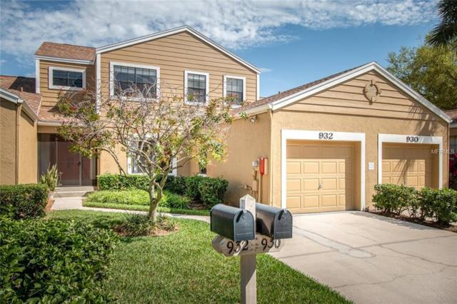 932 Myakka Court NE, St Petersburg, FL 33702 (MLS #U8036983) :: Lockhart & Walseth Team, Realtors