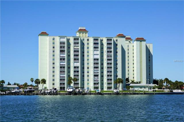 420 64TH Avenue #605, St Pete Beach, FL 33706 (MLS #U8037119) :: Lockhart & Walseth Team, Realtors