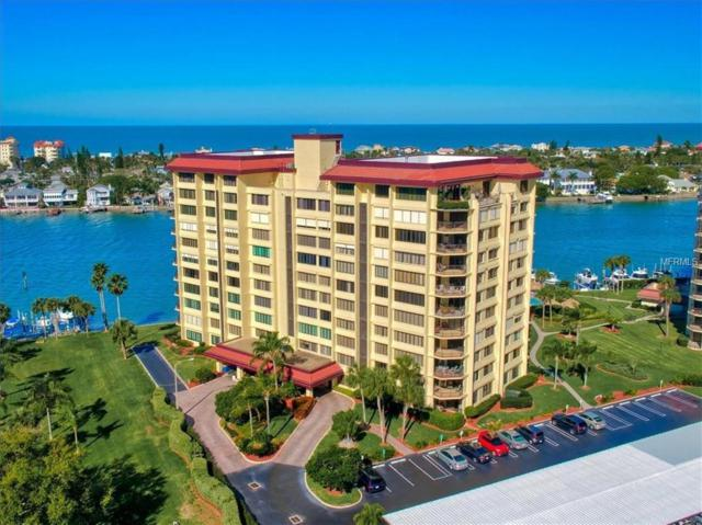 700 Island Way #905, Clearwater Beach, FL 33767 (MLS #U8037167) :: Burwell Real Estate