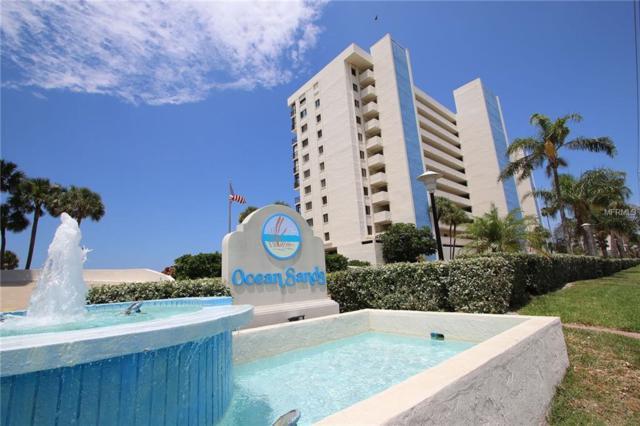 15000 Gulf Boulevard #707, Madeira Beach, FL 33708 (MLS #U8037199) :: RE/MAX Realtec Group