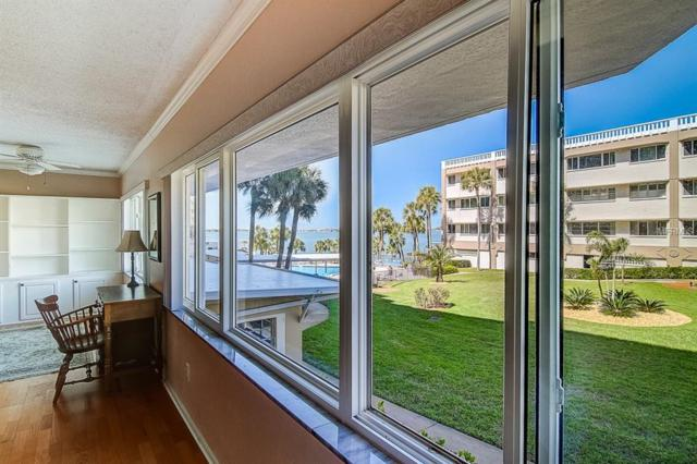 100 Bluff View Drive 112A, Belleair Bluffs, FL 33770 (MLS #U8037219) :: Mark and Joni Coulter | Better Homes and Gardens