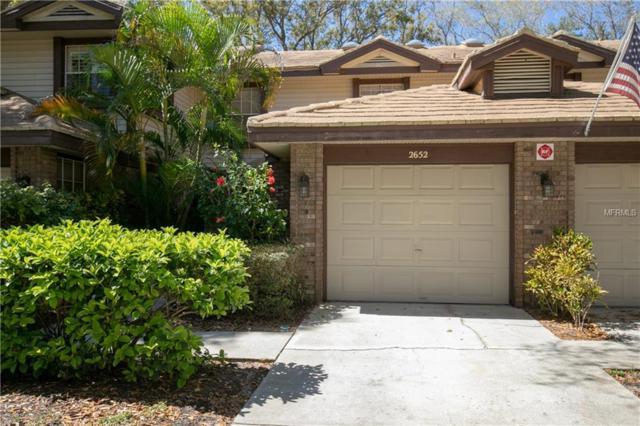 2652 Sequoia Terrace #1302, Palm Harbor, FL 34683 (MLS #U8037241) :: Advanta Realty