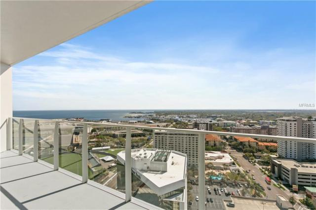 175 1ST Street S #2603, St Petersburg, FL 33701 (MLS #U8037371) :: Mark and Joni Coulter | Better Homes and Gardens