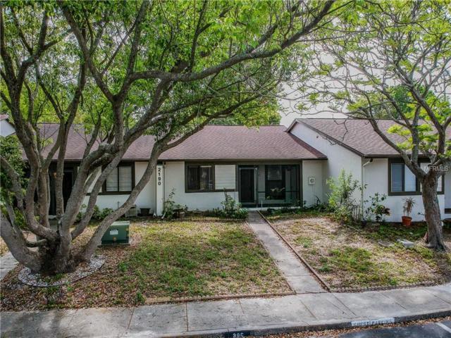 2190 Bancroft Place C, Palm Harbor, FL 34683 (MLS #U8037460) :: Jeff Borham & Associates at Keller Williams Realty