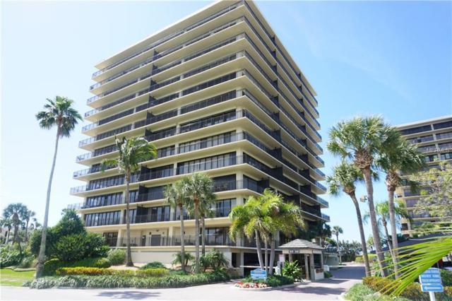 7600 Bayshore Drive #205, Treasure Island, FL 33706 (MLS #U8037530) :: Charles Rutenberg Realty
